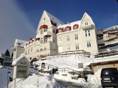Sport Hotel in the town of Åre